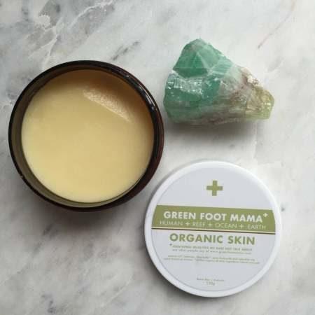 Organic Skin Balm 120g