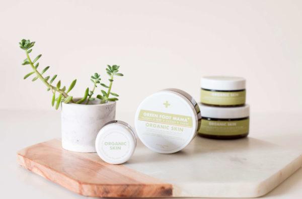 Organic Skin Balm Cleansing Ritual