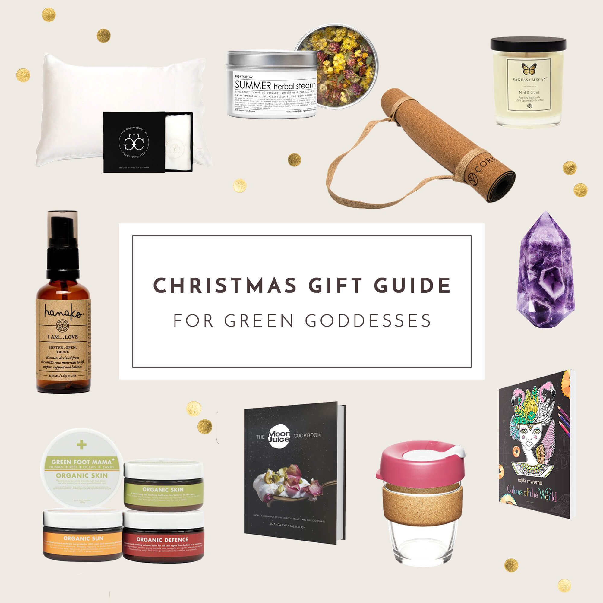 Green Foot Mama's Eco-conscious Christmas Gift Guide
