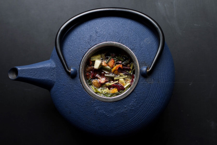 Healing Winter Tea: An Heirloom Recipe
