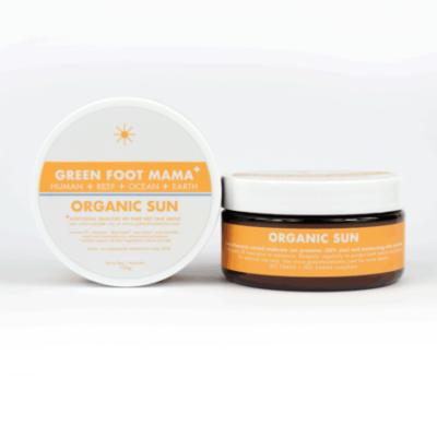Organic Sun Balm 120g