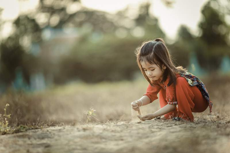 Are Your Children Spending Enough Time In Nature?