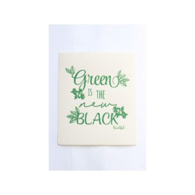 Swedish Dishcloth Green Trend